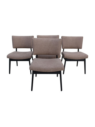 Set (4) Mid Century French Dining 22883