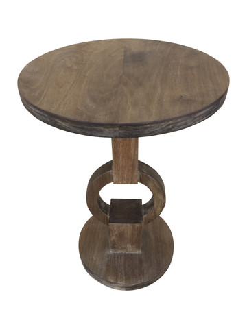 Lucca Studio Elle Side Table 38169
