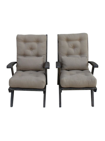 Pair of French Mid Century Armchairs 32051