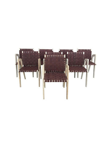 Lucca Studio Giles Chairs Set of (8) 31413