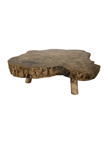 Large Primitive French Coffee Table 36770