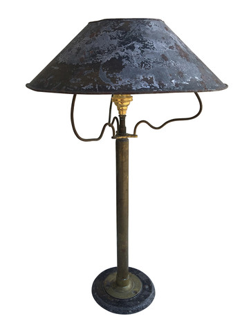 French Industrial Lamp 36893