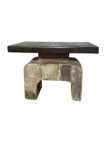 Limited Edition 18th Century Wood Side Table 36852