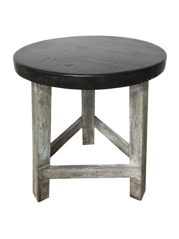 Limited Edition Oak Side Table 38180