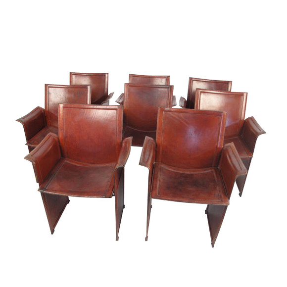 Excellent Lucca Antiques Seating Set Of 8 Matteo Grassi Korium Creativecarmelina Interior Chair Design Creativecarmelinacom