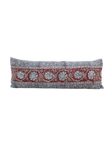 19th Century Persian Textile Lumbar Pillow 35316